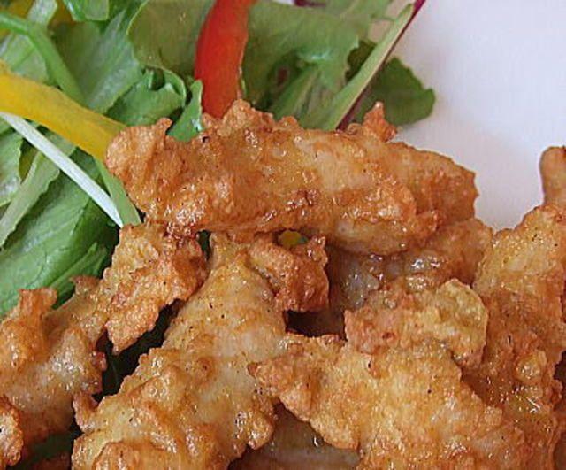 クリスピーチキンのレシピ・作り方・食材情報を無料でご紹介しているページです。