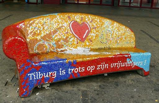 Tilburg. Holland.