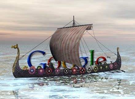 Happy Leif Erikson Day from Google