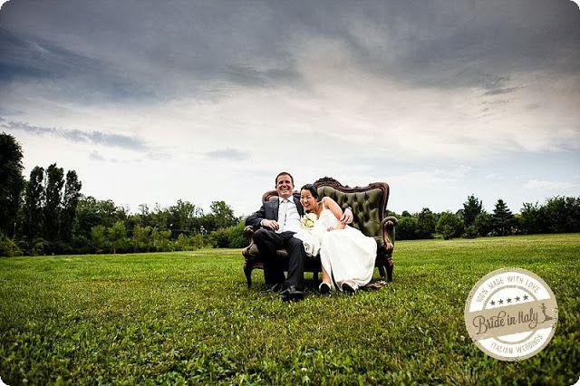 Bride in Italy: Real Wedding | Per gli amanti del Giappone | Emanuele Capoferri