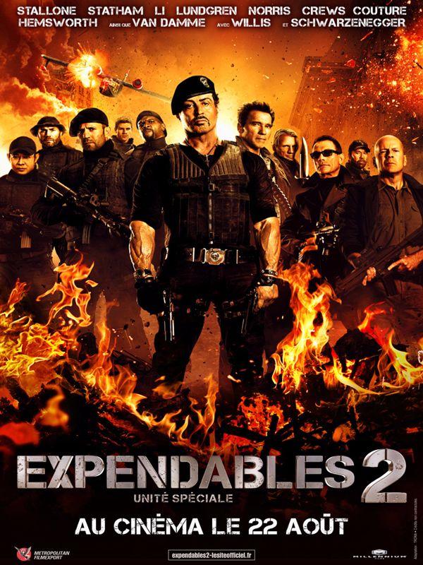 Expendables 2 : Unité Spéciale (Les action men sont de retour !)