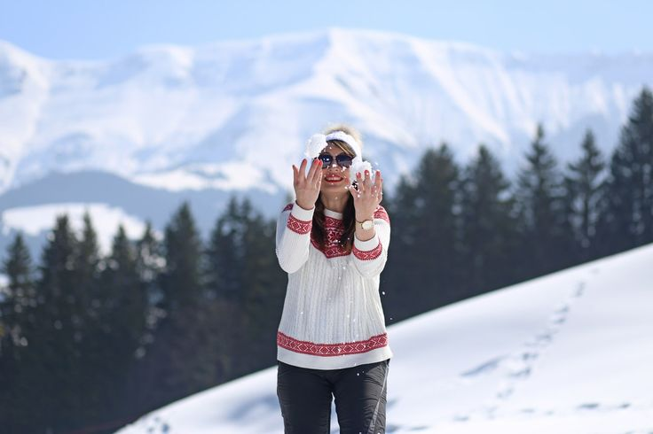 megève hiver station ski