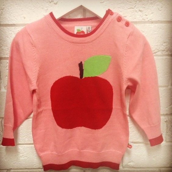 Oobi Apple Sweater