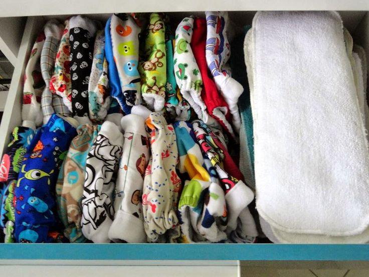 Quartinho da Dany: Tecidos das Fraldas de Pano Modernas