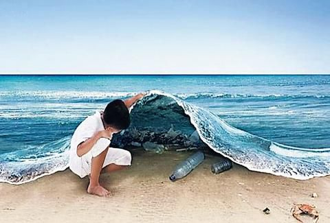 """""""Δράσεις"""" Οικολογία και Περιβάλλον: ΠΑΝΩ ΑΠΟ 155 ΤΟΝΟΙ ΠΛΑΣΤΙΚΩΝ ΘΑ ΑΠΟΡΡΙΦΘΟΥΝ ΣΤΙΣ Θ..."""