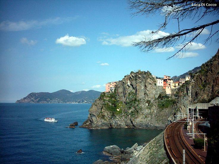 Corniglia, La Spezia, Liguria