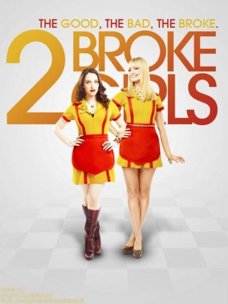 2 Broke Girls - Season 4 Max Black, who comes from a poor working-class family, and Caroline Channing, who was born rich but is now down on her luck, working together at a restaurant in the Brooklyn neighborhood of Williamsburg. Two young women waitressing at a greasy spoon diner strike up an unlikely friendship in the hopes of launching a successful business, if only they can raise the cash.