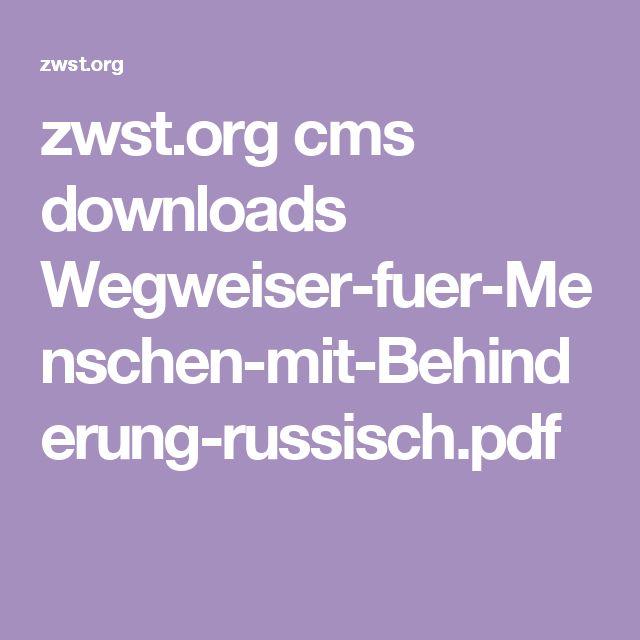 zwst.org cms downloads Wegweiser-fuer-Menschen-mit-Behinderung-russisch.pdf
