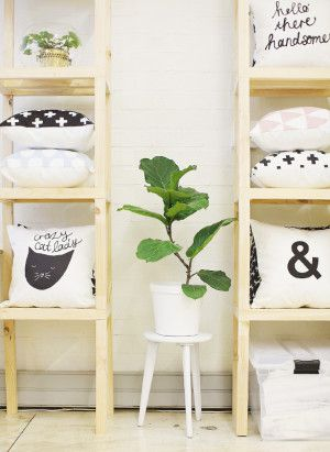 South African online home decor sites we love: Zana