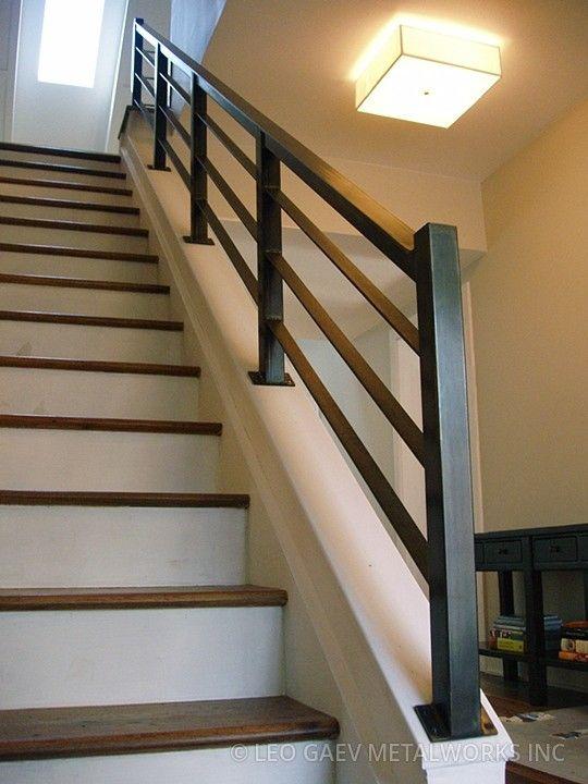 Best Handrail Guardrail Decorative Railing Modern Stair 400 x 300