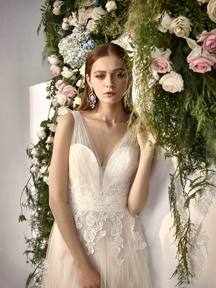 15 best Brautkleider 2017 images on Pinterest | Hochzeitskleider ...