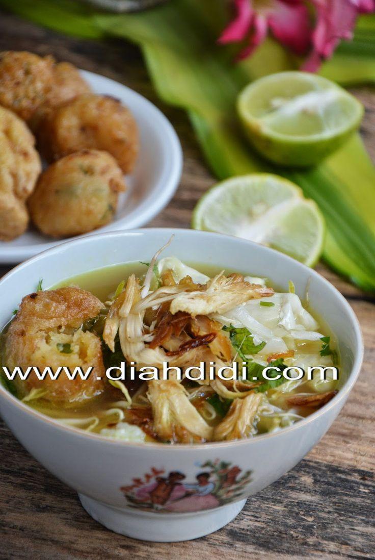 Diah Didi's Kitchen: Soto Bening