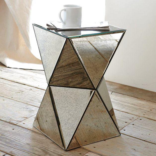 Фото из статьи: Зеркальная мебель: 30 интерьеров и 4 дельных совета