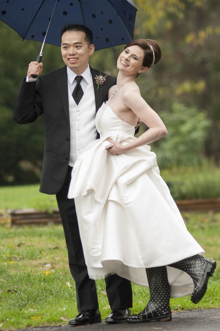 Wedding Blessings Photography: Is It Raining Blessings On Your Wedding Day? No Problem