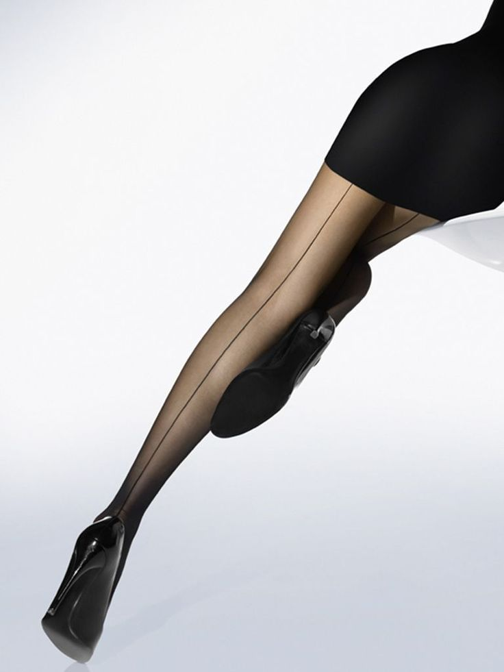 Wolford Online Shop > Tights and Hosiery > Individual 10 Back Seam