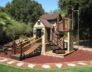 Barbara Butler In The Media Extraordinary Play Structures For Kids