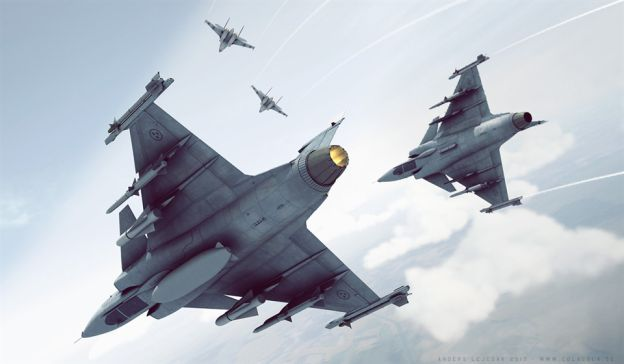 It is reportedthat the Gripen of the Royal Thai Air Force defeated the Su-27 or J-11 in 4:0 victory  According to China Times