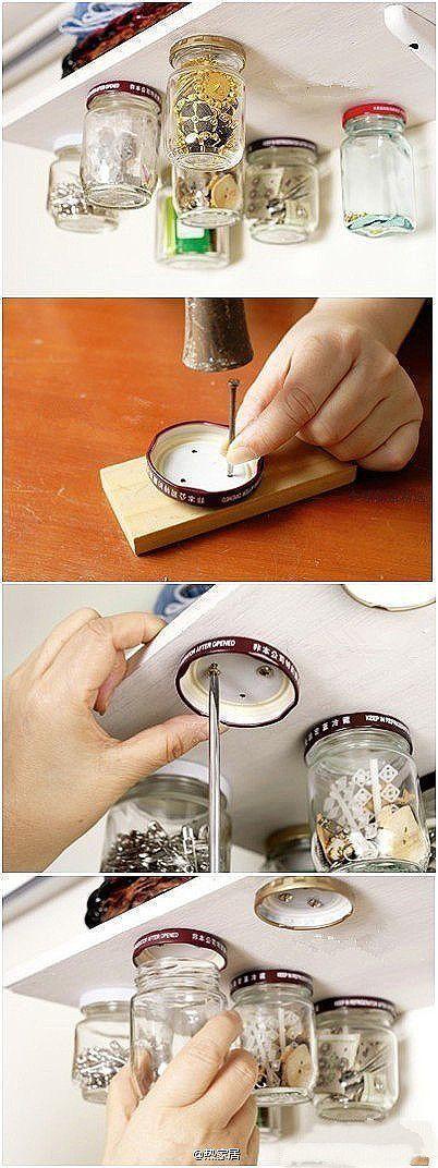Eine intelligente Speicherlösung für jede Küche oder Werkstatt  #intelligente… – DIY Decorations