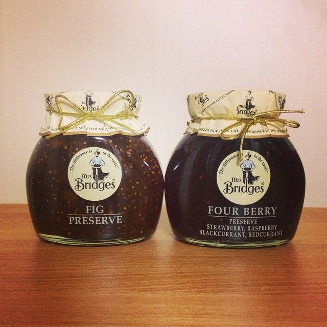 #mrsbridges #jam #fig #berry #잼 패키지+할인가 버프로 구입 ;D