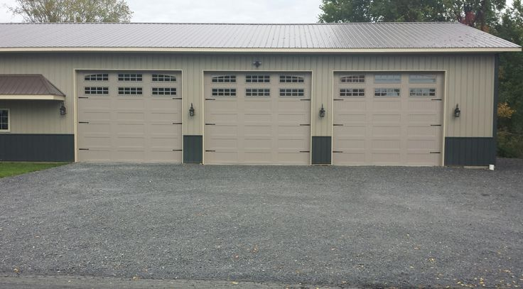 34 Best Carriage House Garage Doors By C H I Overhead