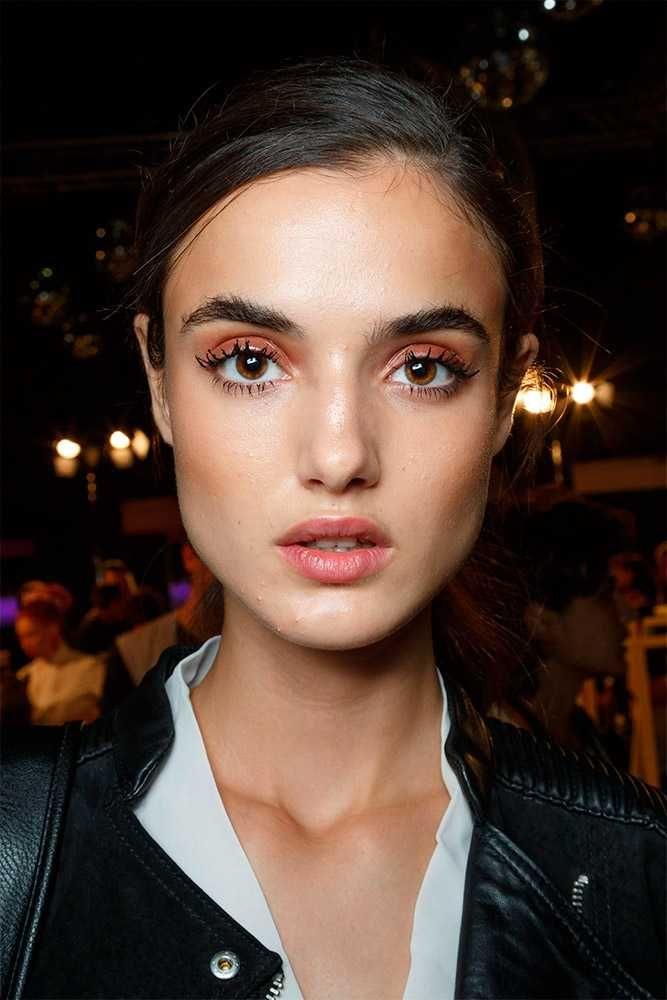 Best Make-up MFW s/s 2015 | Fashion, Trends, Beauty Tips & Celebrity Style Magazine | ELLE UK Gordon Espinet