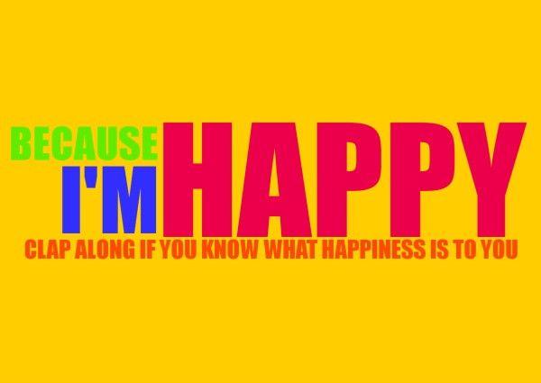 #Happy #Pharrell #Williams
