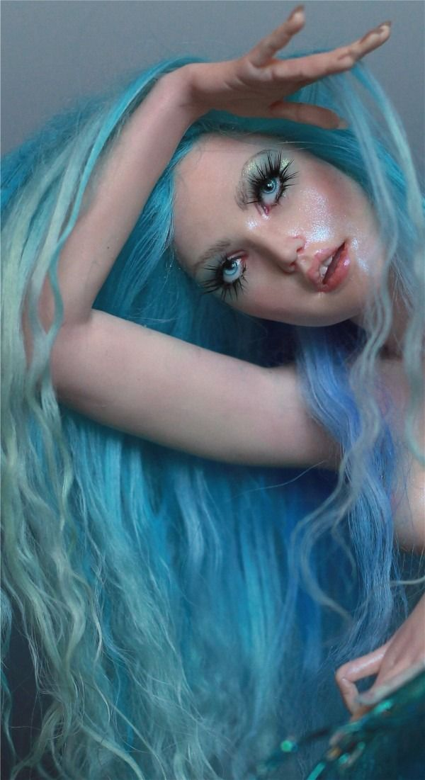 Mysterious Mermaid Becoming Human by Nicole West | Nicole ...