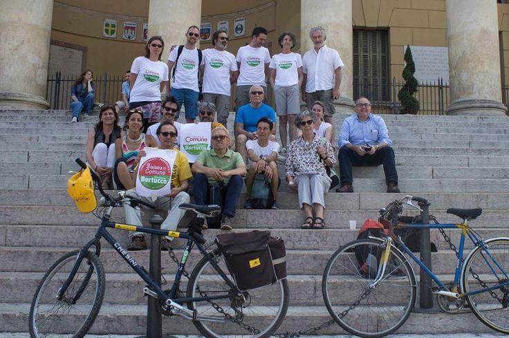 #Verona #Bike #MicheleBertucco #VeronaInComune