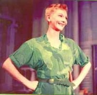 Mary Martin (Peter Pan) was born in Weatherford, Texas. She was also the mother of actor Larry Hagman.