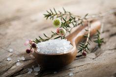 соль для ванн своими руками