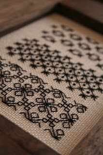 THE ART OF BLACKWORK EMBROIDERY by Chiho Ikeda: 4月 2013
