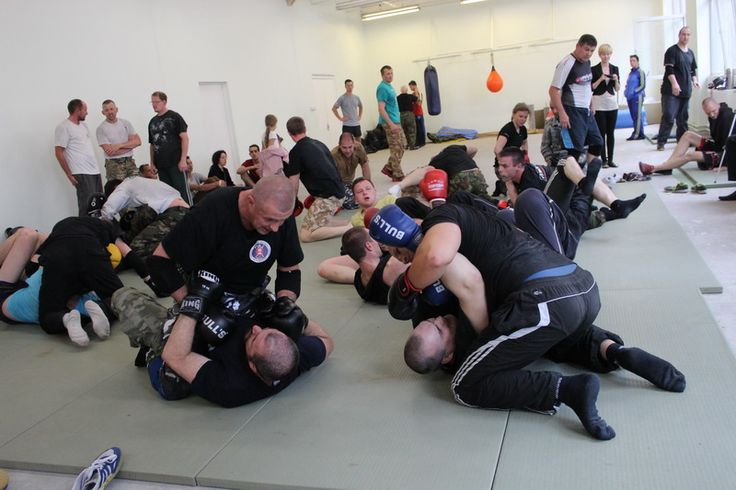 How To Get The Best From A Systema Seminar - Combat Lab - Russian Martial Arts North West