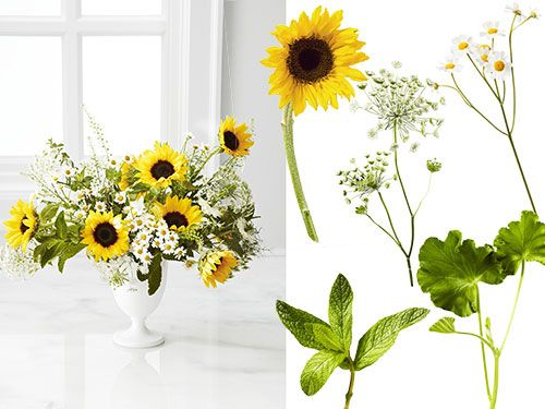 Simple and stunning diy flower arrangements queen anne