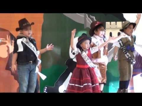 Our cousin dancing an Australian folk dance with his classmates during their United Nations' Day. source   https://www.crazytech.eu.org/australian-folk-dance/