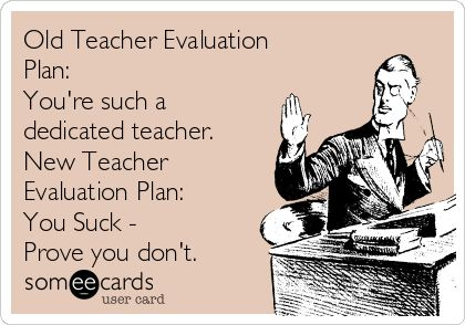 Old Teacher Evaluation Plan Youu0027re such a dedicated teacher New - evaluation plan