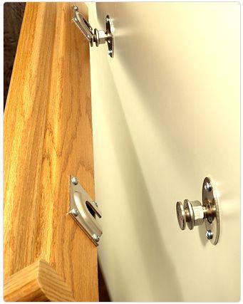 Handrail Mounting Brackets