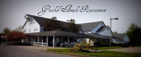 Gasthof Amish Village - The Restaurant
