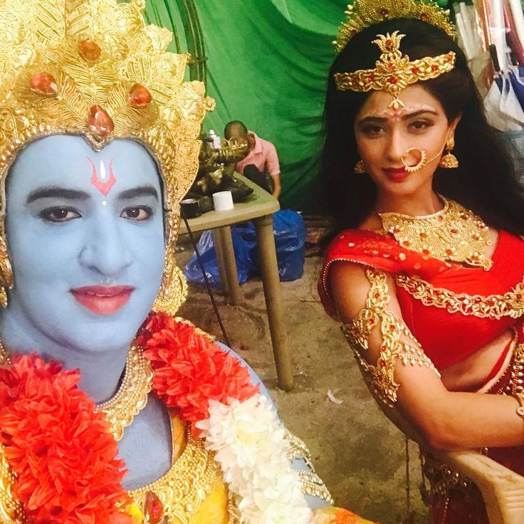 Mahakaali stay tuned on colors