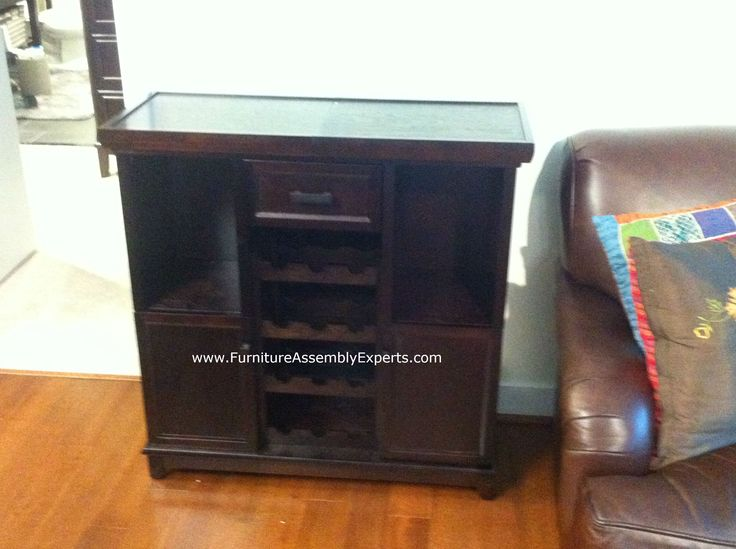 Bed Bath And Beyond Tuscan Expandable Wine Bar Assembled In Washington Dc By Furniture Assembly