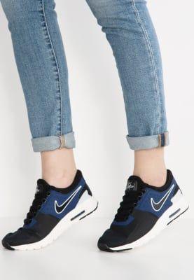 Bestill Nike Sportswear AIR MAX - Joggesko - black/ivory/binary blue for kr 1395,00 (05.02.17) med gratis frakt på Zalando.no