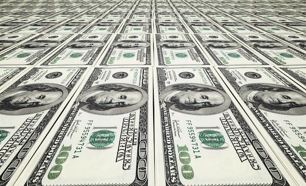 dollar rally story