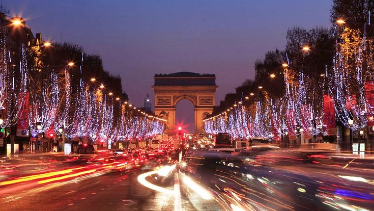 Champs De Elysee Paris