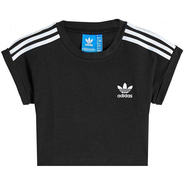 Adidas T Shirt Bauchfrei