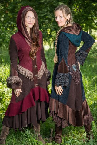 IPSEITY DESIGNS » Recycled Sweater Coats & Vests - Ipseity Designs                                                                                                                                                                                 More