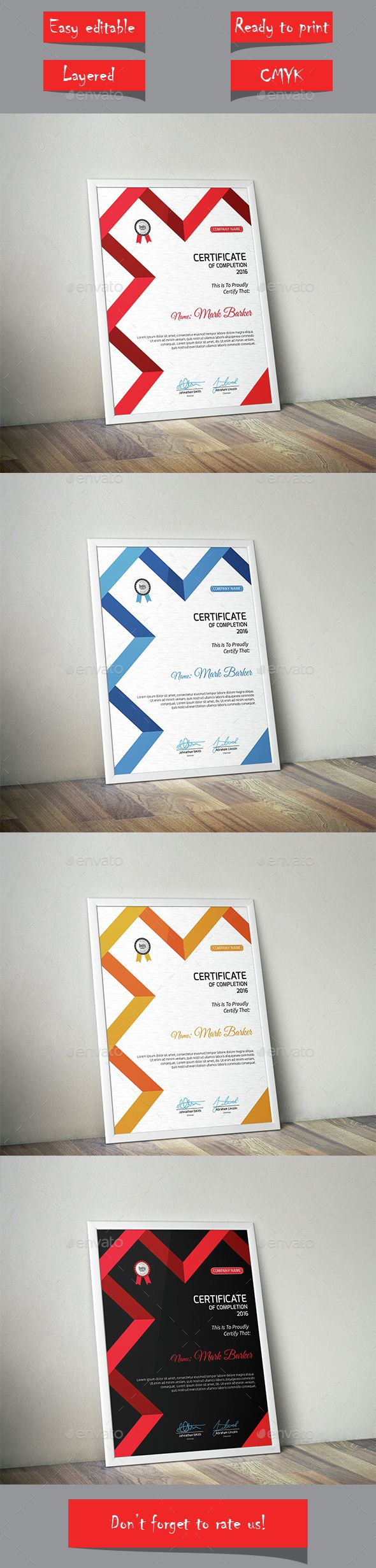 Certificate - Certificate Template Vector EPS. Download here: http://graphicriver.net/item/certificate/14875203?s_rank=49&ref=yinkira