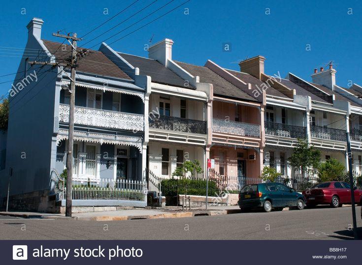 a-row-of-victorian-terrace-houses-in-the-paddington-suburb-sydney-BB8H17.jpg (1300×953)