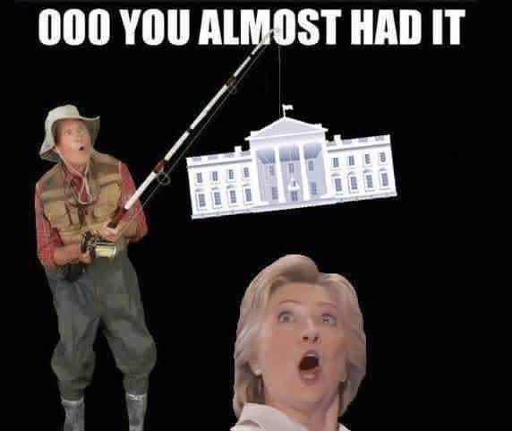 I'm so glad she didn't win!!