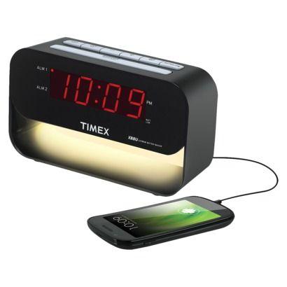 iHome Alarm Clock Black $29.99