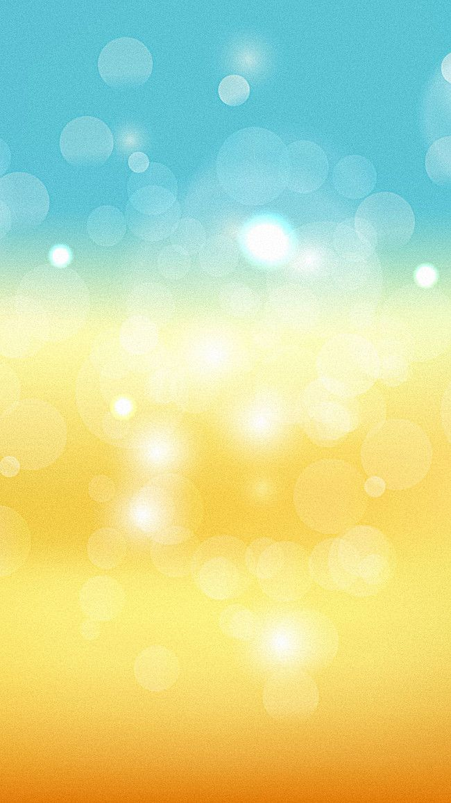 Yellow And Blue Background Glow Gradient H5 Glowing Background Banner Background Images Collage Background