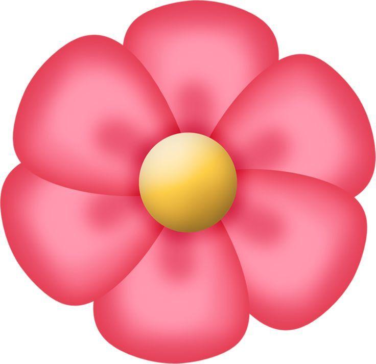 FLOWER | CLIP ART - SPRING - CLIPART | Flower art, Flowers ...